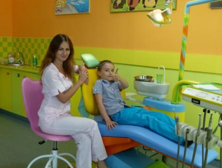 детская стоматология в харькове