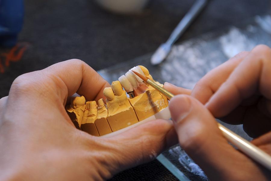 зубной техник обучение киев